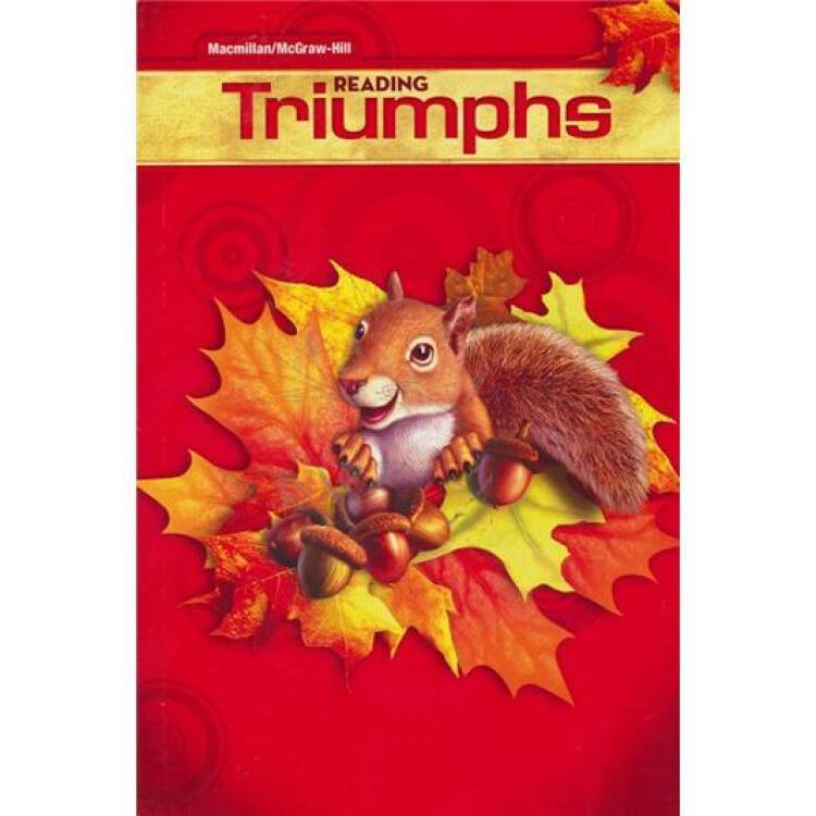美国原版小学英语教材Reading Triumphs快捷阅读 ipad/电脑 pdf点读版