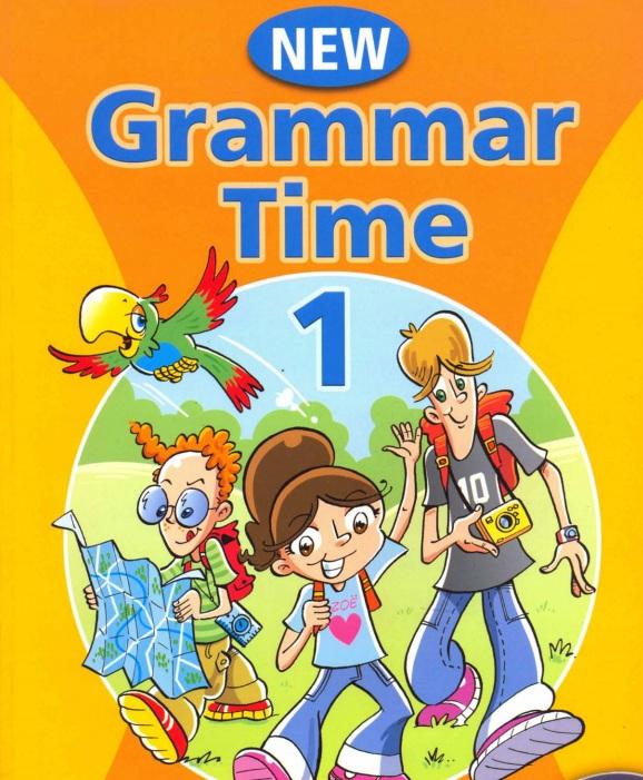 英语原版语法书New Grammer Time内容丰富IPAD 电脑 安卓 pdf点读发声书