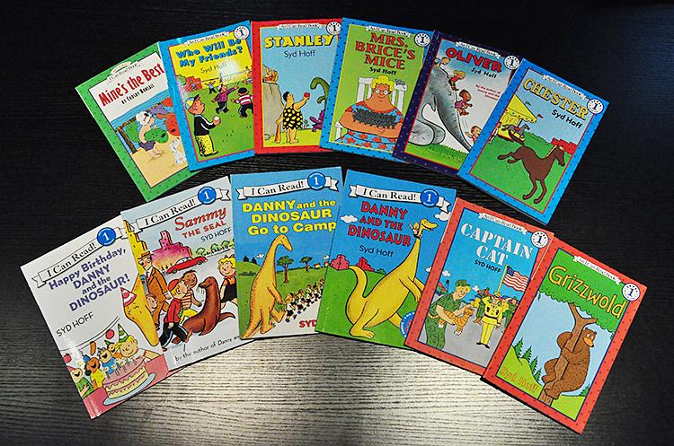 汪培珽英文书单第1阶段 A Picture Reader儿童英语图画读本PDF有声点读版 百度网盘下载D034