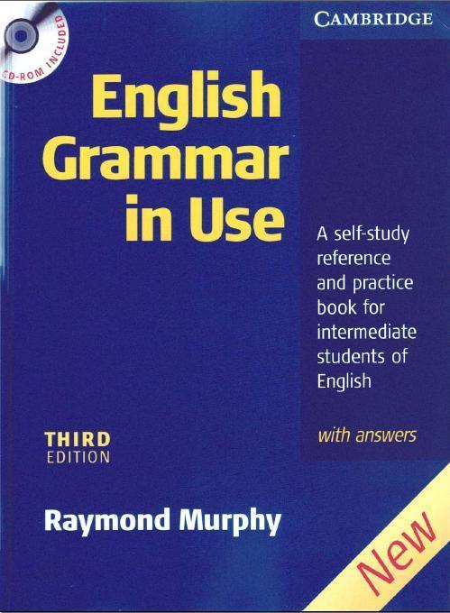 剑桥初、中、高级英语语法书 Grammer English in use 原版PDF带音频 百度网盘下载A009