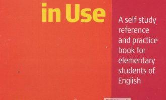 最好用的语法书•剑桥初级英语语法(英文版)